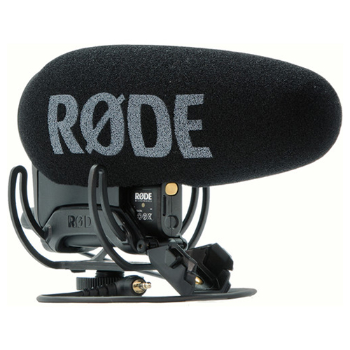 Rode VideoMic Pro Plus Shotgun Microphone