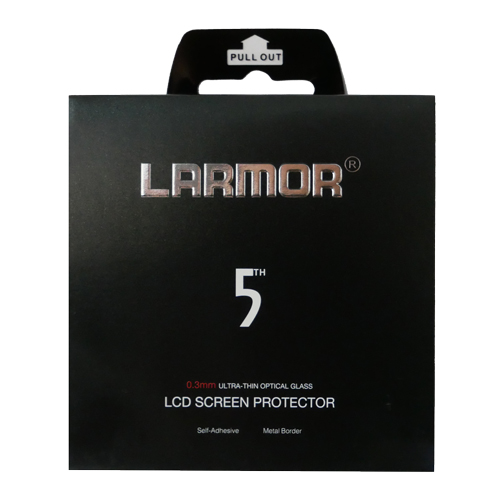 GGS Larmor Protector LCD 5th Gen 650D/750D/800D