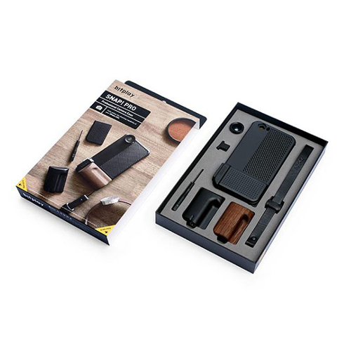 BITPLAY SNAP! PRO Kit Premium Preto p/iphone 6/6s