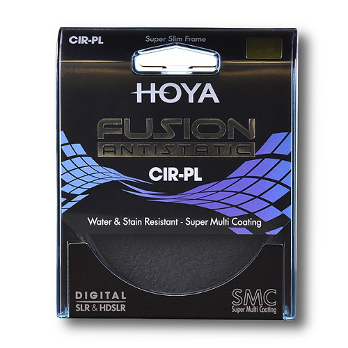 HOYA Fusion Antistatic PL-CIR 58mm
