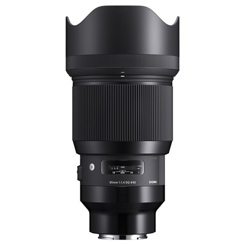SIGMA 85mm f/1.4 DG HSM Art Sony-E