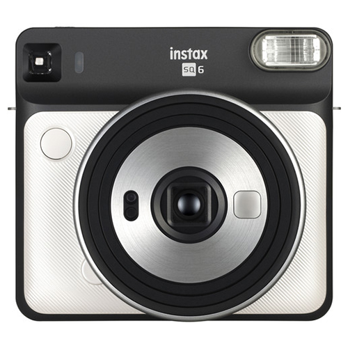 Instax SQUARE SQ6 (Pearl White)