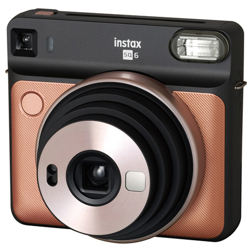 FUJIFILM Instax SQUARE SQ6 (Blush Gold)