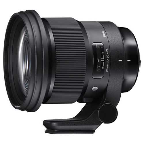 SIGMA 105mm f/1.4 DG HSM Art Sony E