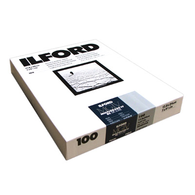 ILFORD Multigrade MGIV 4th RC Deluxe Pearl 18x24cm (x100)