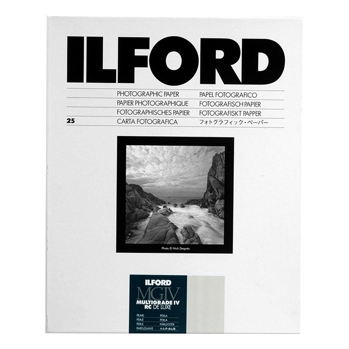 ILFORD Multigrade MGIV 4th RC Pearl 18x24 (x25 + 5grátis)