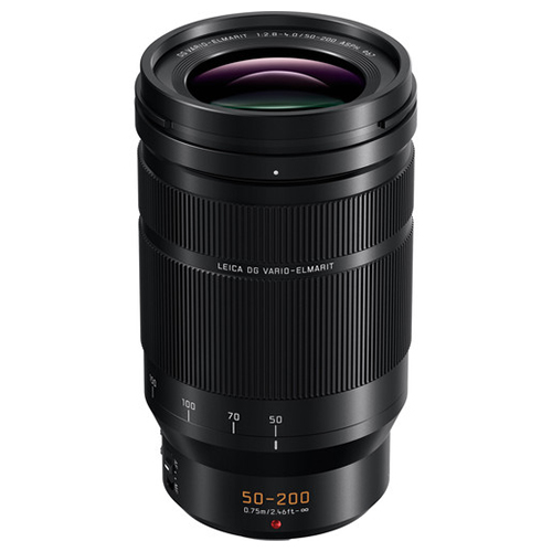 PANASONIC Leica DG 50-200mm f/2.8-4 ASPH POWER OIS
