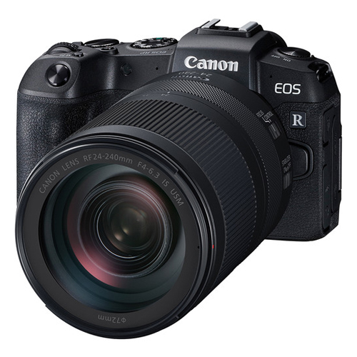 CANON EOS RP + 24-240mm f/4-6.3 IS Nano USM