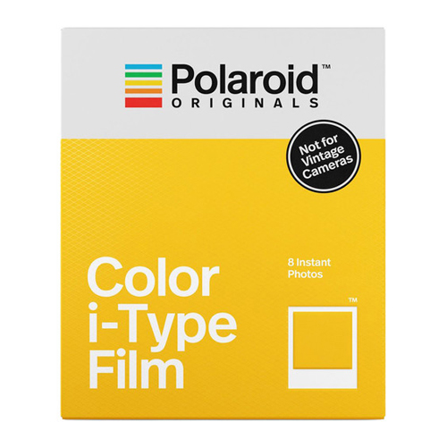 POLAROID Originals Color i-Type (8 Filmes)