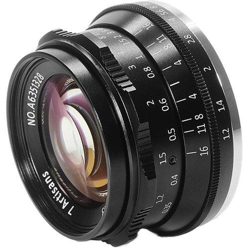 35mm F/1.2 Canon EF-M - Black