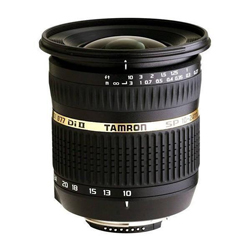 Tamron SP AF 10-24mm F/3.5-4.5 DI-II LD IF Canon