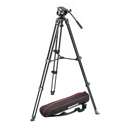 Manfrotto MVK500AM Twin Leg Tripod + 500 Head
