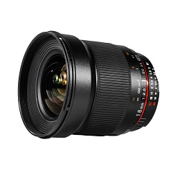 SAMYANG 16mm f/2.0 ED AS UMC CS Nikon