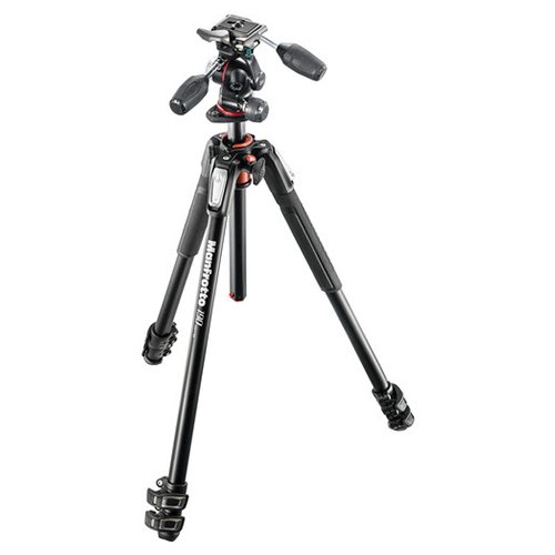 MANFROTTO MK190XPRO3 + X-PRO 3-Way Head