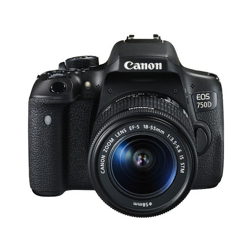 Canon EOS 750D + EF-S 18-55mm IS STM