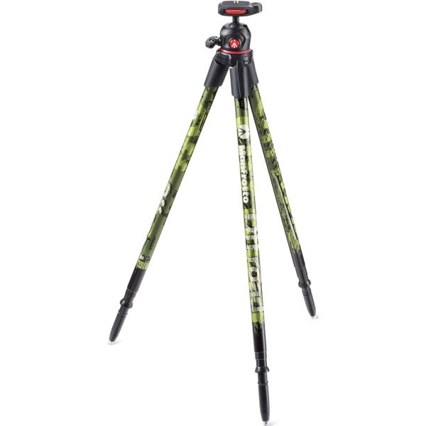 Manfrotto Off Road Tripé + Ball Head Verde