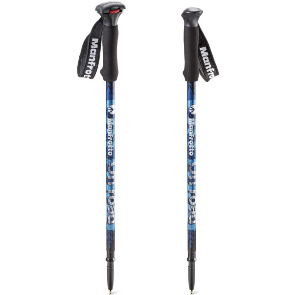 Manfrotto Off Road Walking Sticks Azul