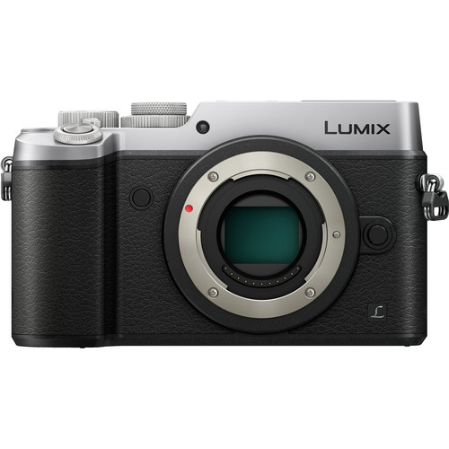 Panasonic Lumix DMC-GX8 Body Silver