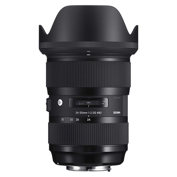 SIGMA 24-35mm F2 Art DG HSM Canon