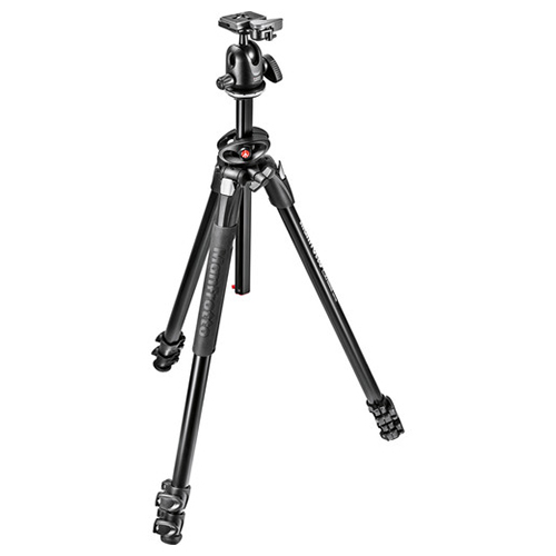 Manfrotto MK290DUA3 + Ball Head