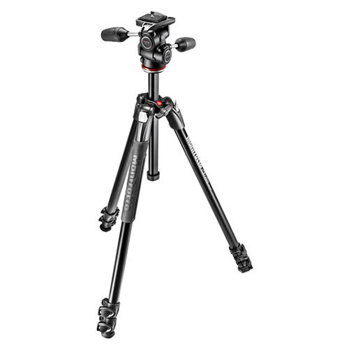 Manfrotto MK290XTA3 + 3Way Head