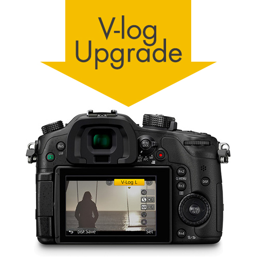 Panasonic DMW-SFU1GU V-log Upgrade GH4/GH5