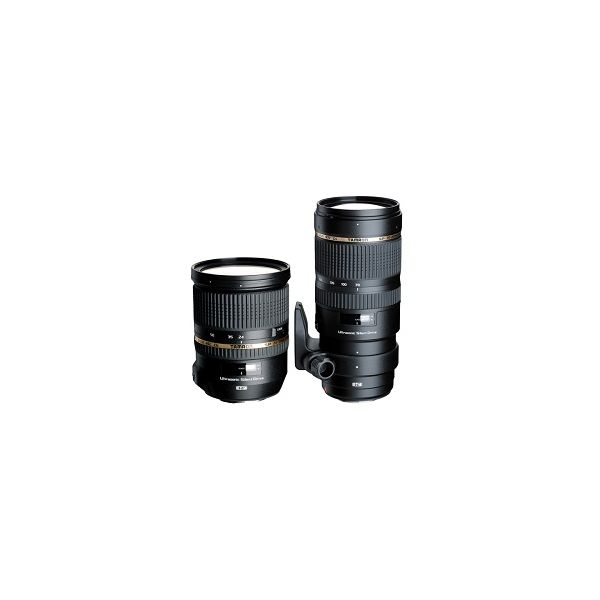 Tamron Kit 70-200mm f/2.8 + 24-70mm f/2.8 Canon