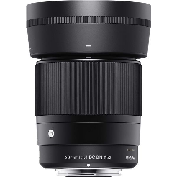SIGMA 30mm F1.4 Contemporary DC DN Sony E