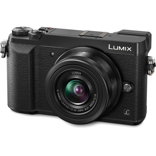 PANASONIC LUMIX DMC-GX80 K + 12-32mm