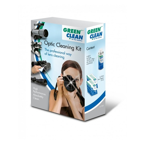 Green Clean LC-7000 Kit Limpeza Óptica