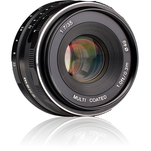 Meike MK-35mm f/1.7 Sony E-Mount