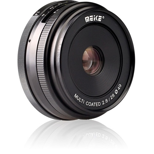 Meike MK-28mm f/2.8 Sony E-Mount