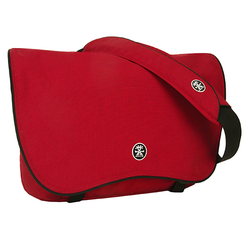 Crumpler Golden Dig XL Firebrick Red / Black