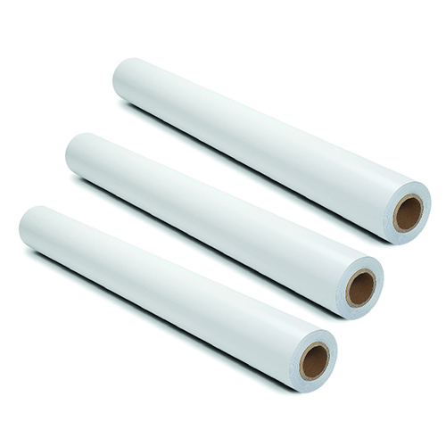Colorline 3x Fundo de Papel ARCTIC WHITE 2,7x11m