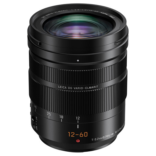 PANASONIC 12-60mm f2.8-4 ASPH Power OIS