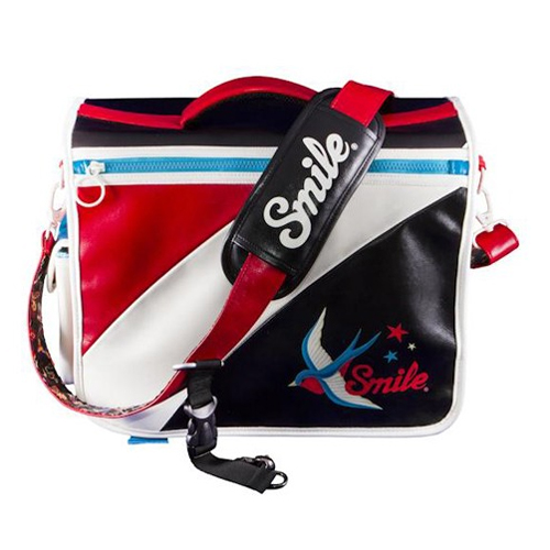 Smile Bolsa Pin Up Style L