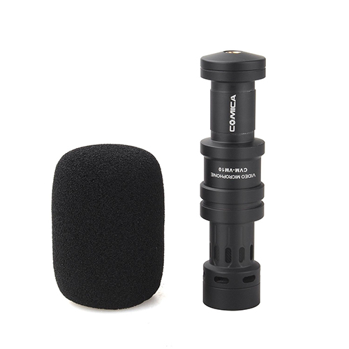 Commlite CoMica CVM-VM10 Mini Shotgun Microphone