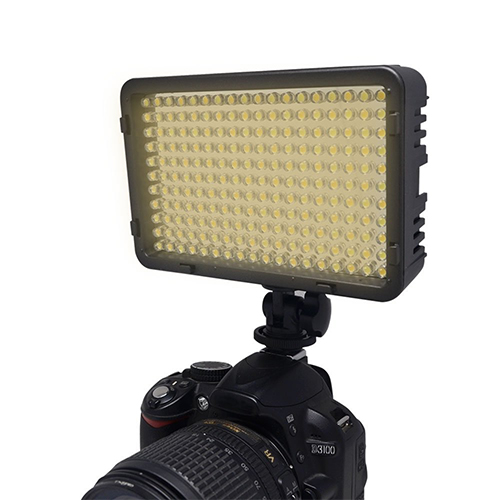 Mcoplus Led168B Bi-Color Video Light