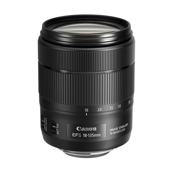 Canon EF-S 18-135mm f/3.5-5.6 IS USM (BULK)