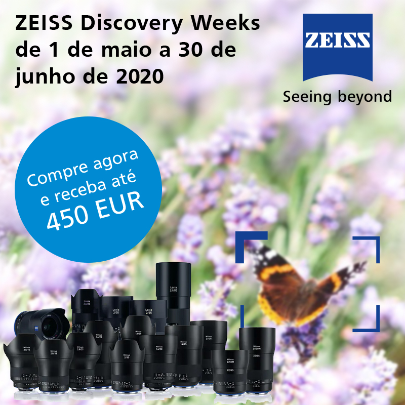 Zeiss Discovery Weeks 2020